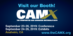 Camx Expo 2019 - Composites and Advanced Materials Expo